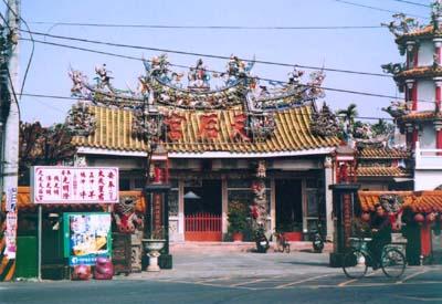 【原创】台南山上天后宫传奇 - 静谷幽兰 - 静谷幽兰